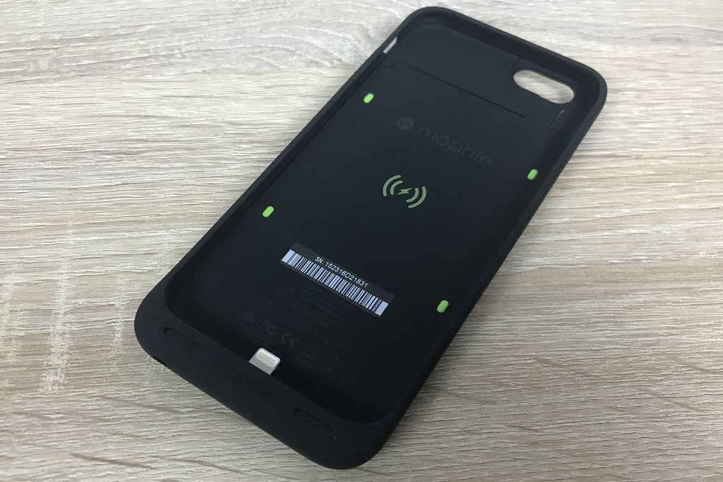 coque batterie iphone mophie avis