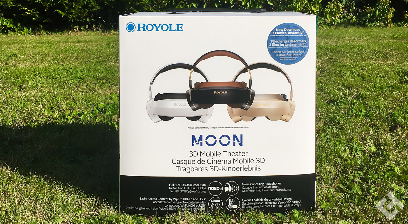 royole moon casque vr