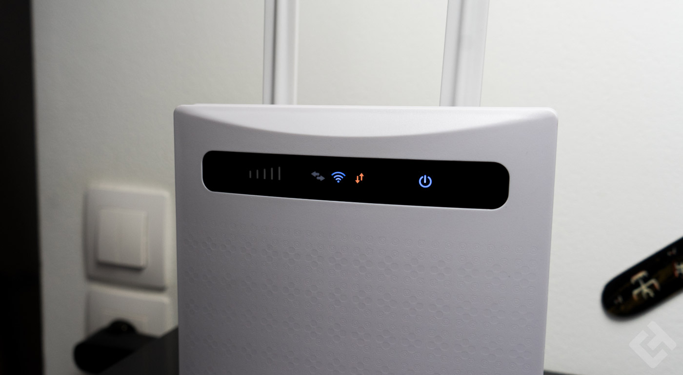 strong routeur 4G wifi 300 led