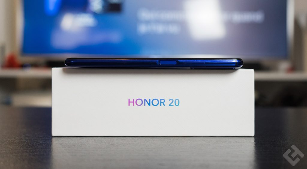 honor 20 test