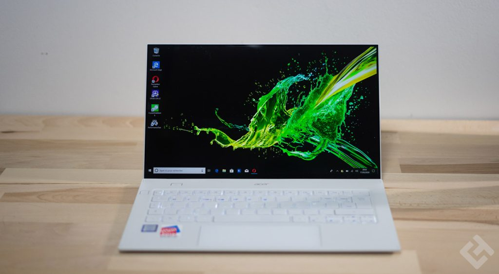 acer swift 7 test