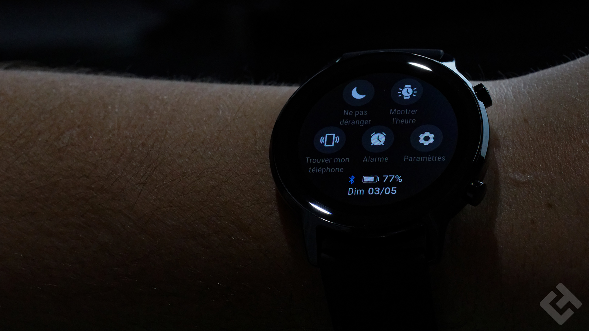 Honor MagicWatch 2 - Test - Parametres