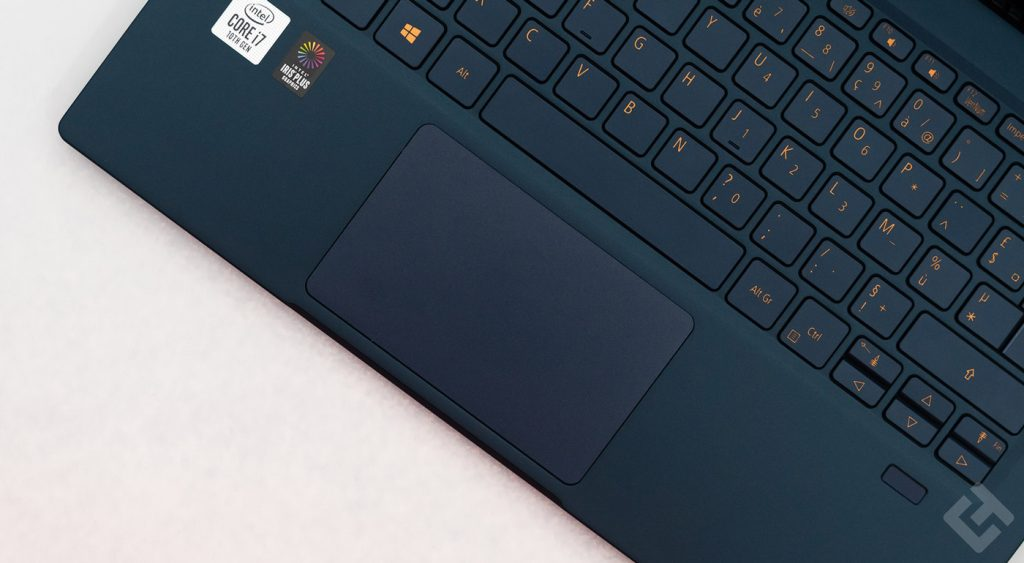 test acer swift 5 2020 trackpad