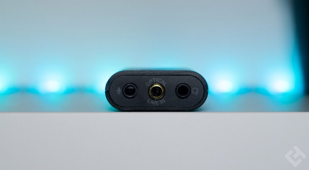 creative sound blaster g3 test