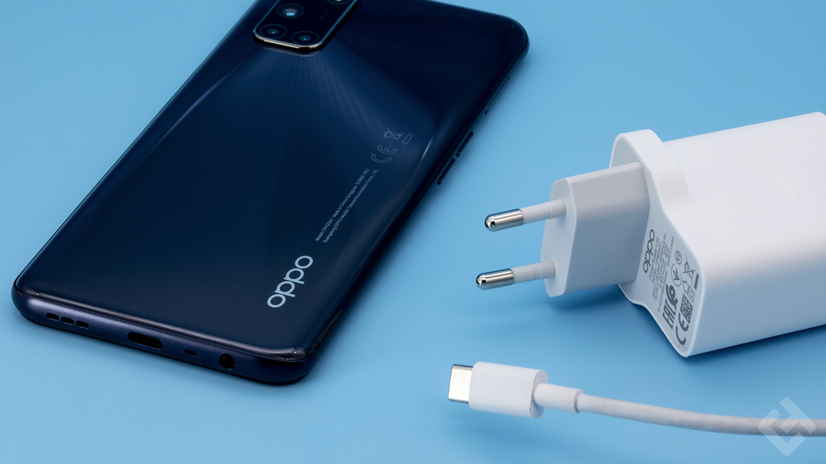 Oppo A72 avec chargeur
